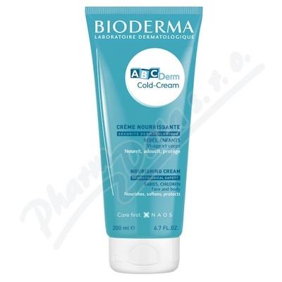 BIODERMA ABCDerm Cold-Cream 200ml