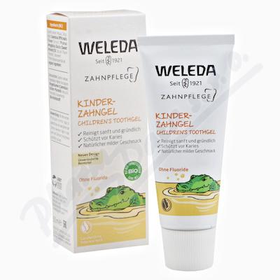 WELEDA Dětský zubní gel 50ml