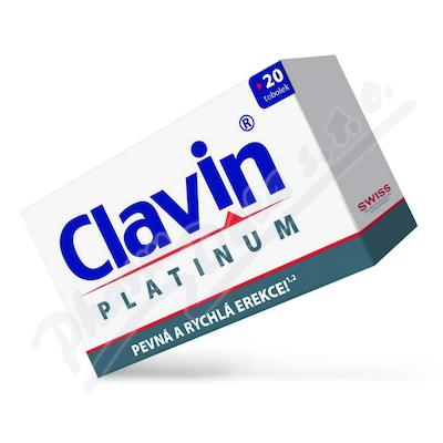 Clavin Platinum tob.20