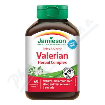 JAMIESON Relax a spánek/Valerian cps.60