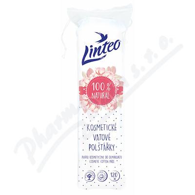 Kosmetické tampony 100% bavlna 120ks