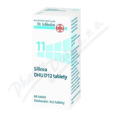 Silicea DHU D5-D30 tbl.nob.80