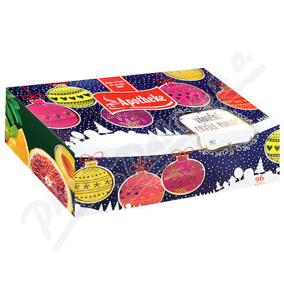 Apotheke Kolekce čajů Vánoční chvíle pohody 96x2g