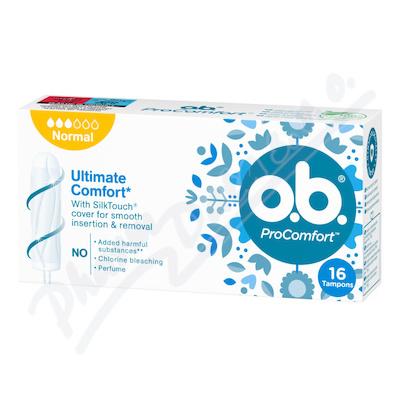 o.b. tampony ProComfort Normal 16ks