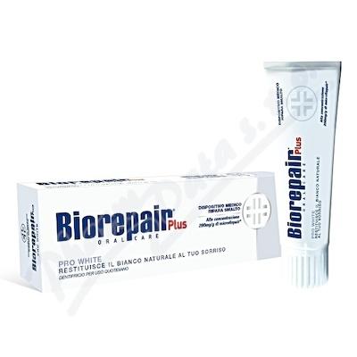 BioRepair Plus Pro White zubní pasta 75ml