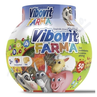 Vibovit Farma 50ks