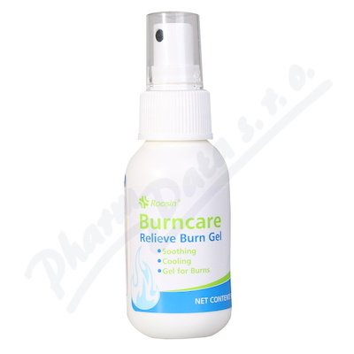 BURNCARE - gel na popáleniny 50 ml