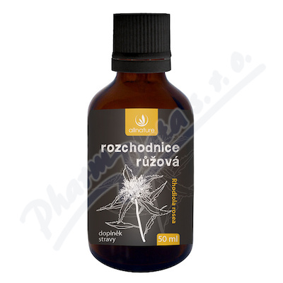 Allnature Rozchodnice Rhodiola rosea kapky 50 ml