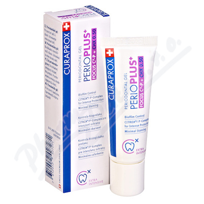 CURAPROX Perio Plus+ Focus gel 10ml