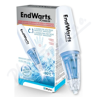 EndWarts FREEZE 7.5g kryoterapie bradavic