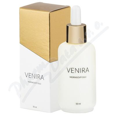 Venira Moringový olej na vlasy kůži a nehty 50ml