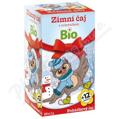 Dětský BIO Pohádkový čaj Zimní s rakytníkem 20x2g