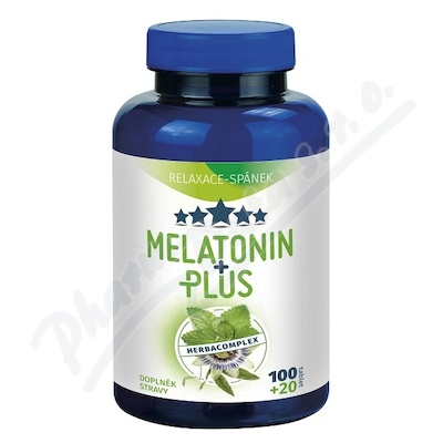 Melatonin Plus tbl.120