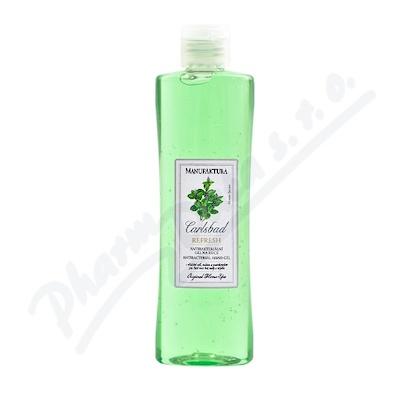 Antibakteriální gel Carlsbad Manufaktura 215ml
