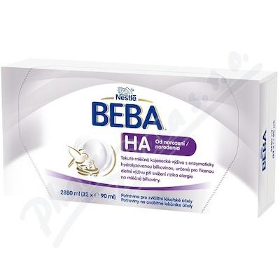 BEBA HA PRE tekutá 32x90ml new