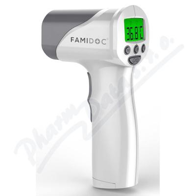 FAMIDOC FDIR-V22 Bezkontaktní čelní teploměr 2v1
