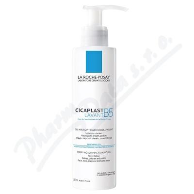 LA ROCHE-POSAY Cicaplast B5 Čisticí gel 200 ml