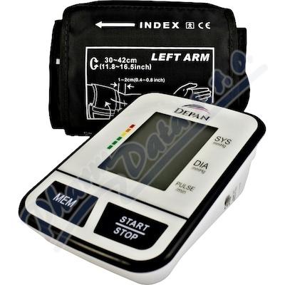 DEPAN pažní digitální tlakoměr s adapterem