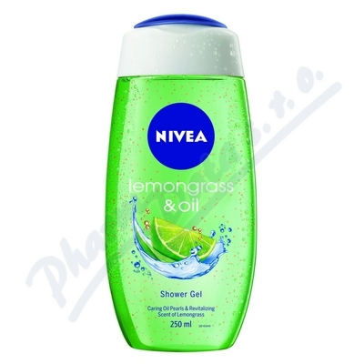 NIVEA sprchový gel Lemon&Oil 250ml 81067