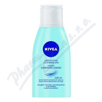 NIVEA Visage odličovač očí extra jemný 125ml 81110