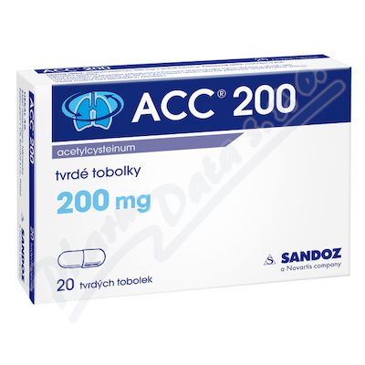 ACC 200 200mg cps.dur.20x200mg