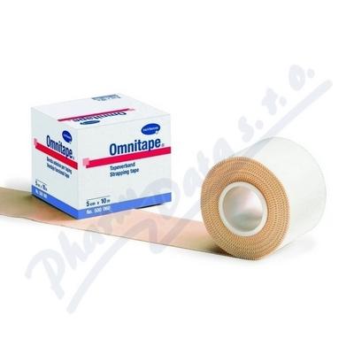 Páska fixační pro taping Omnitape 3.75cmx10m/1ks