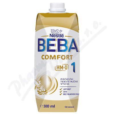 BEBA COMFORT 1 HM-O liquid 500ml