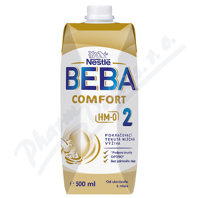 BEBA COMFORT 2 HM-O liquid 500ml