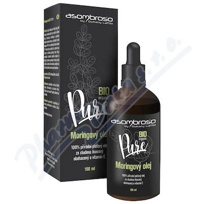 Asombroso Pure BIO - Moringový olej BIO 100 ml