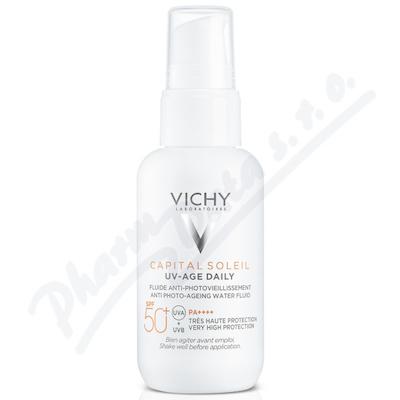 VICHY CAPITAL SOLEIL UV-AGE denní péče SPF50+ 40ml