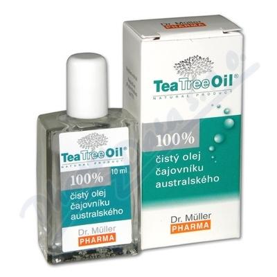 Tea Tree Oil 100% čistý 10ml Dr.Müller