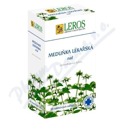 LEROS Meduňka lékařská n.s.20x1g