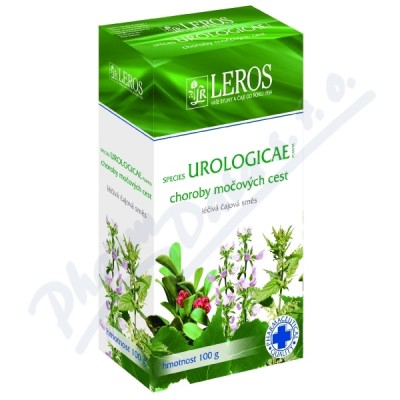 LEROS Species Urologicae Planta por.spc.1x100g syp