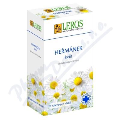 LEROS Heřmánek květ n.s.20x1g