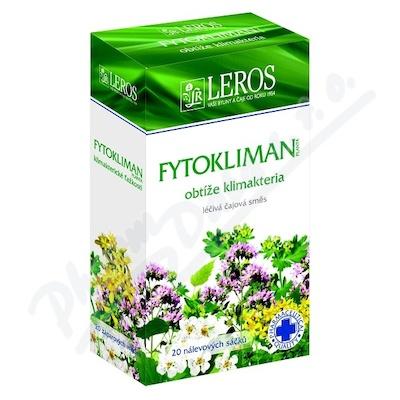 LEROS Fytokliman Planta por.spc.20x1.5g sáčky