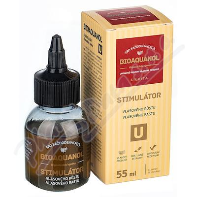 Bioaquanol U stimulátor vlas.růstu 55ml