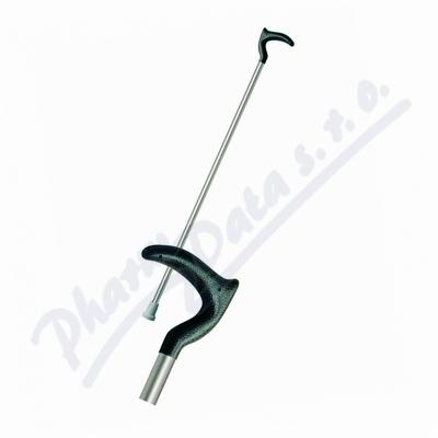 Hůl dural.H81/1 č.1 85cm (rov.zahn.) rukojeť