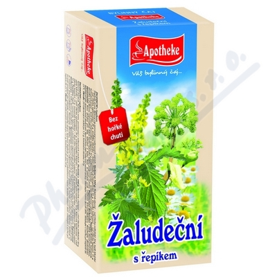 Apotheke Žaludeční čaj 20x1.5g