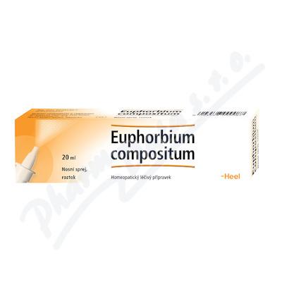 Euphorbium compositum Heel nas.spr.sol.20ml