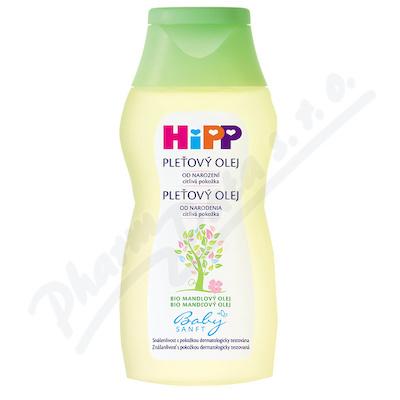 HiPP BABYSANFT Přírodní pleťový olej 200ml